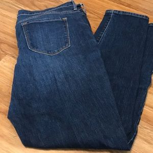 Old Navy Mid Rise Jeans 👖 Size 16 Long